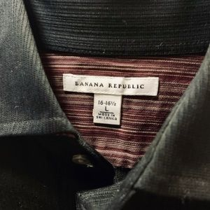 Banana Republic Shirts - Men's Button down Shirt